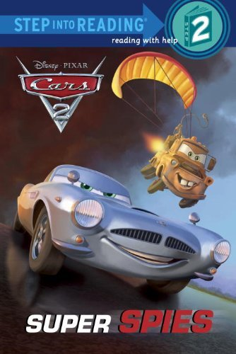 Susan Amerikaner Cars 2 Super Spies