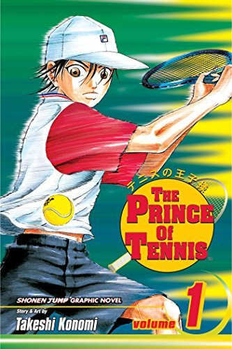 Takeshi Konomi The Prince Of Tennis Volume 1