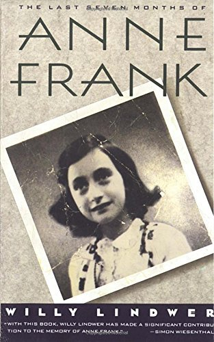 Willy Lindwer The Last Seven Months Of Anne Frank