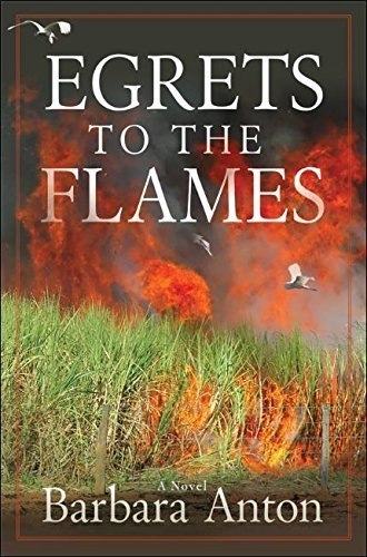 Barbara Anton Egrets To The Flames
