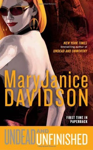 Maryjanice Davidson Undead And Unfinished