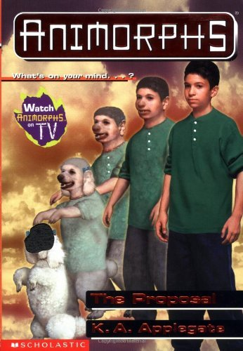K. A. Applegate Proposal Animorphs Book 35