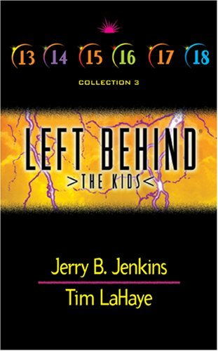 Jerry B. Jenkins Left Behind The Kids Books 13 18 Boxed Set