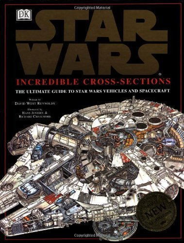 David Reynolds Star Wars Incredible Cross Sections