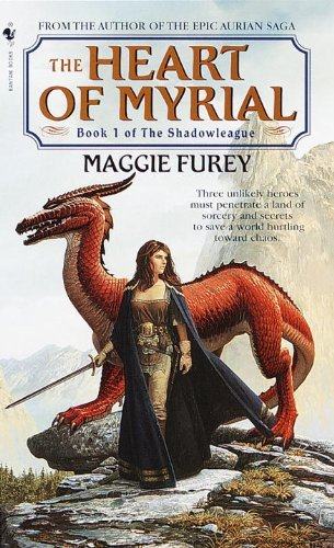 Maggie Furey The Heart Of Myrial