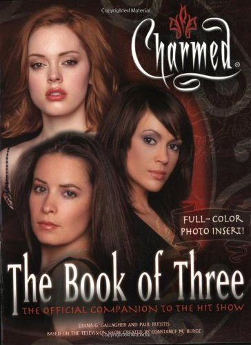 Diana G. Gallagher Book Of Three
