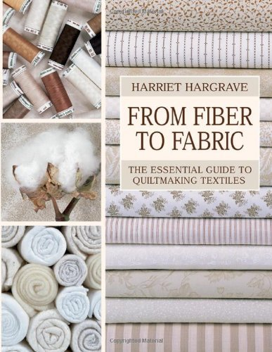 Harriet Hargrave From Fiber To Fabric Print On Demand Edition