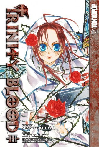 Sunao Yoshida Trinity Blood Volume 3