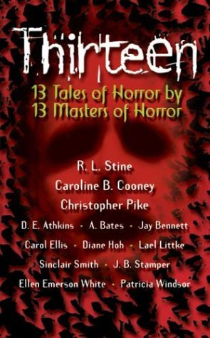 Tonya Pines Thirteen 13 Tales Of Horror