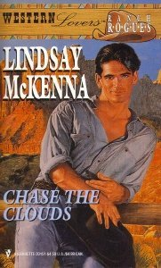 Lindsay Mckenna Chase The Clouds Western Lovers Ranch Rogues #3