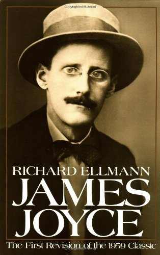 Richard Ellmann James Joyce Revised