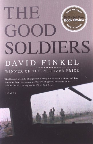 David Finkel The Good Soldiers
