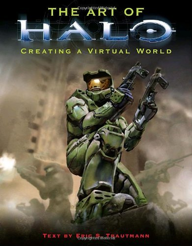 Eric Trautmann Art Of Halo The Creating A Virtual World