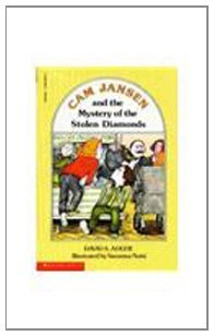 David A. Adler Cam Jansen & The Mystery Of The Stolen Diamonds
