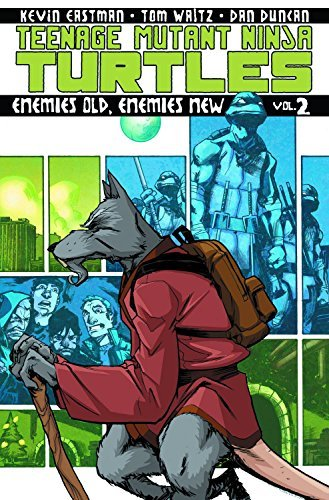 Kevin B. Eastman Enemies Old Enemies New