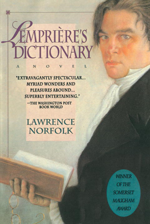 Lawrence Norfolk Lempriere's Dictionary