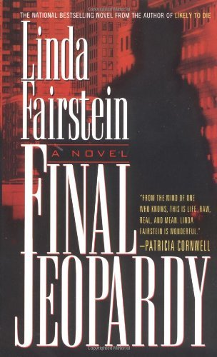 Linda Fairstein Final Jeopardy