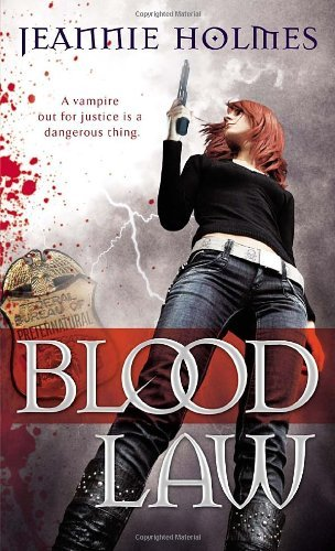 Jeannie Holmes Blood Law