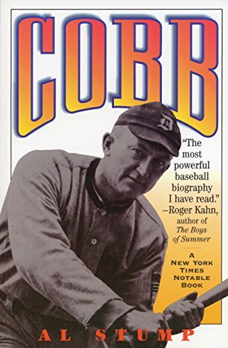 Al Stump Cobb A Biography