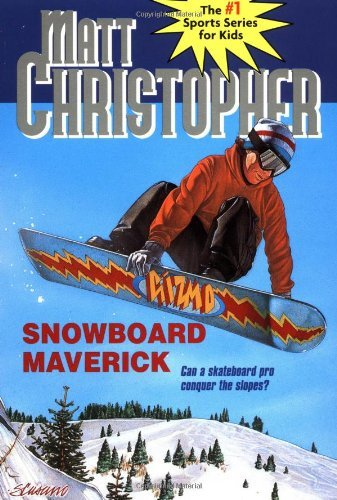 Matt Christopher Snowboard Maverick Can A Skateboard Pro Conquer The Slopes?