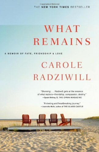 Carole Radziwill What Remains A Memoir Of Fate Friendship And Love