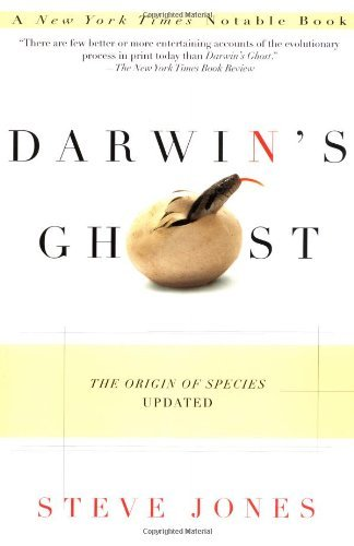 Steve Jones Darwin's Ghost The Origin Of Species Updated