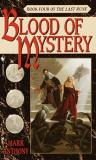 Mark Anthony Blood Of Mystery Book Four Of The Last Rune