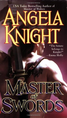 Angela Knight Master Of Swords