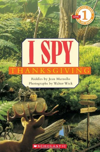 Jean Marzollo I Spy Thanksgiving