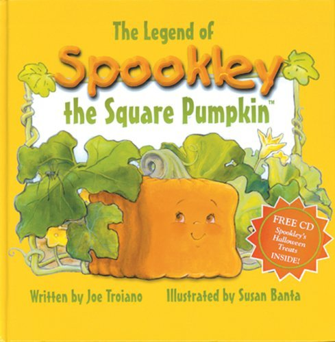 Joe Troiano The Legend Of Spookley The Square Pumpkin