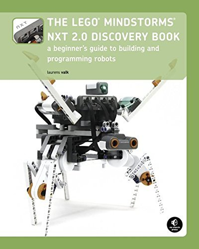 Laurens Valk The Lego Mindstorms Nxt 2.0 Discovery Book A Beginner's Guide To Building And Programming Ro