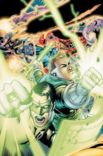 Peter J. Tomasi Green Lantern Corps Emerald Eclipse