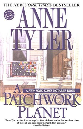 Anne Tyler A Patchwork Planet