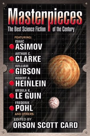 Orson Scott Card Masterpieces The Best Science Fiction Of The Twentieth Century