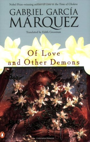 Gabriel Garcia Marquez Edith Grossman Of Love And Other Demons (penguin Great Books Of T