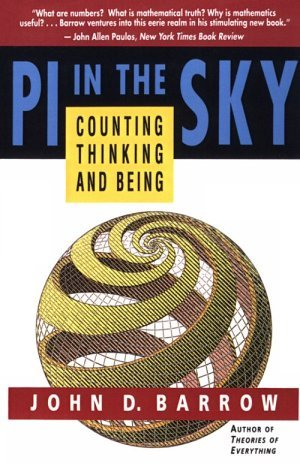 John D. Barrow Pi In The Sky Counting Thinking And Being