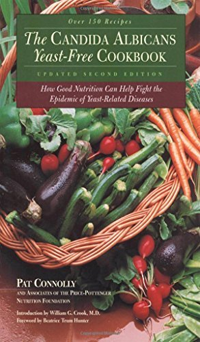Pat Connolly Candida Albicans Yeast Free Cookbook How Good Nut