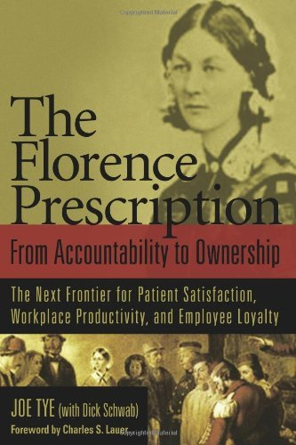 Joe Tye Florence Prescription From Accountability To Ownership