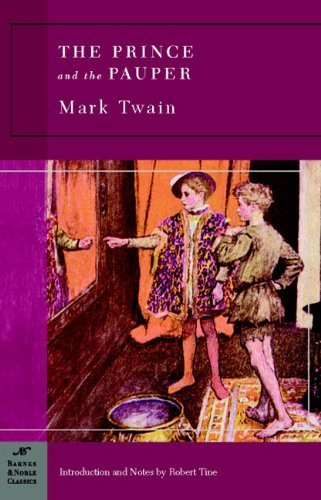 Mark Twain The Prince And The Pauper