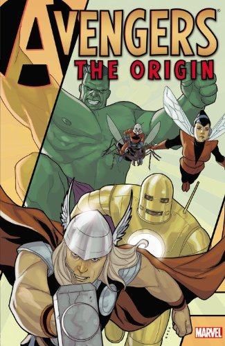 Joe Casey Avengers The Origin