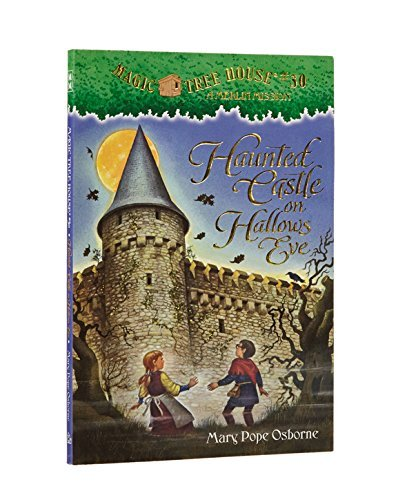 Mary Pope Osborne Haunted Castle On Hallows Eve Magic Tree House #30