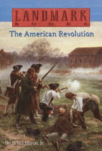 Bruce Bliven The American Revolution