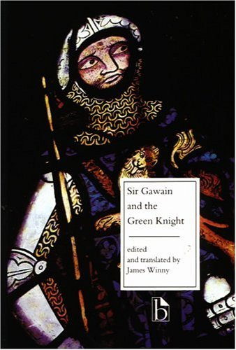James Winny Sir Gawain And The Green Knight Facing Page Tran Revised