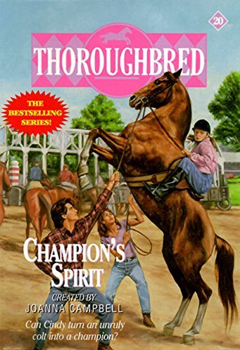 Joanna Campbell Champion's Spirit