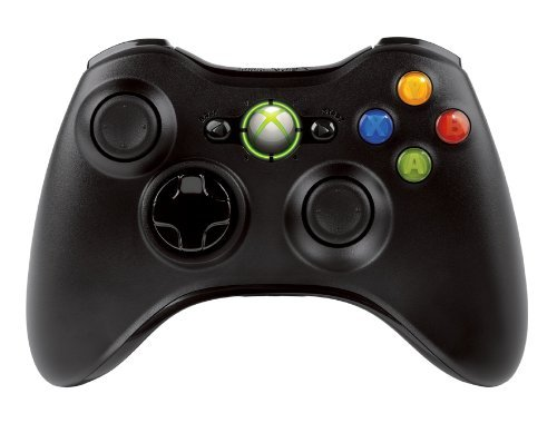 X360ac Wireless Controller Black Wireless Controller Black