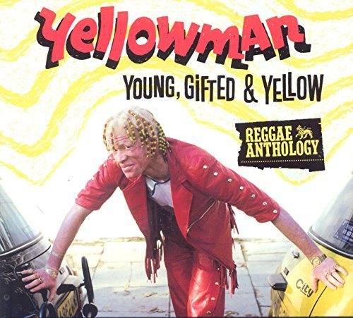 Yellowman Young Gifted & Yellow 2 CD Incl. DVD
