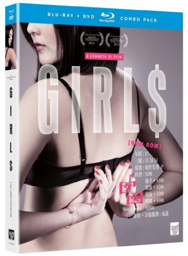 Girls Girls Blu Ray Incl. DVD Tvma