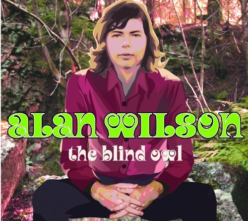Alan Wilson Blind Owl 2 CD