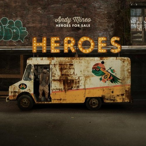 Andy Mineo Heroes For Sale