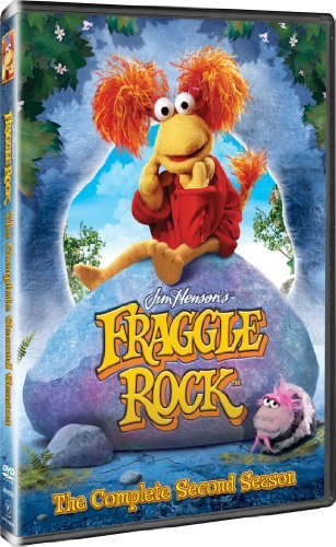 Fraggle Rock Season 2 DVD
